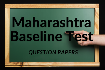 Maharashtra Baseline Test Question Papers 2019 Download PDF