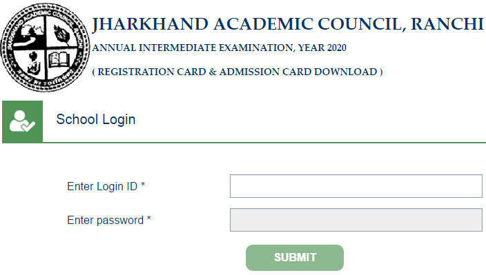 www.jac.nic.in Inter Admit Card 2020 Download