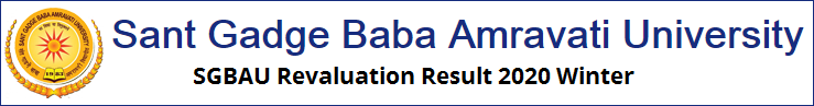 SGBAU revaluation Result