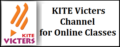 KITE Victers Channel for Online Classes