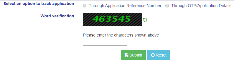 Seva Sindhu Application Status Step 3