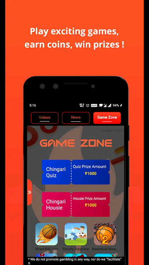 chingari app download for android
