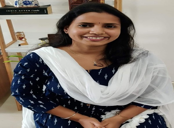 Sanjeeta Mohapatra UPSC Topper 10th Rank