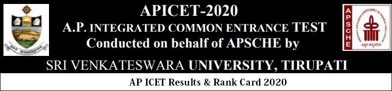 AP ICET Results 2020