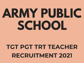 APS Teacher Recruitment 2021