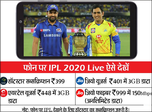 Free mobile apps for ipl live video