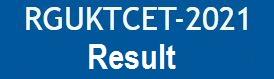 RGUKT CET Result 2021
